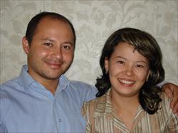 Uzbek pastor